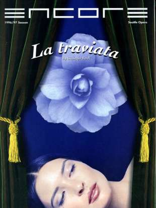 1996-97 La traviata Cover