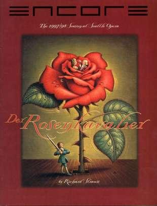 1997-98 Der Rosenkavalier Cover