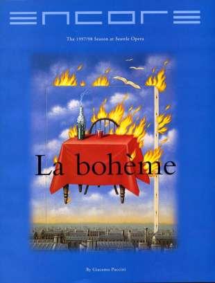 1997-98 La Boheme Cover