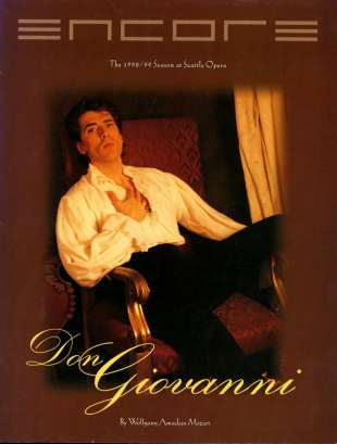1998-99 Don Giovanni Cover