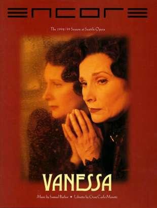 1998-99 Vanessa Cover
