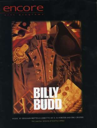 2000-01 Billy Bud Cover