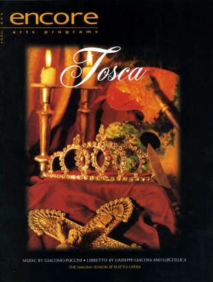 2000-01 Tosca Cover