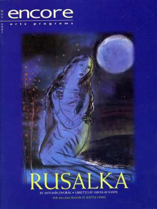 2001-02 Rusalka Cover