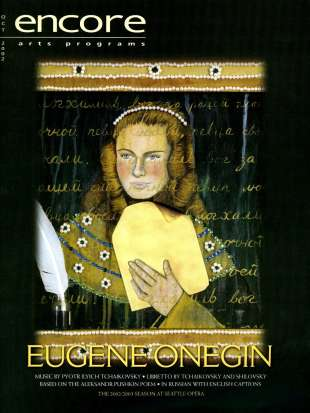 2002-03 Eugene Onegin Cover