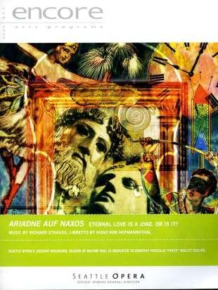 2003-04 Ariadne auf Naxos Cover
