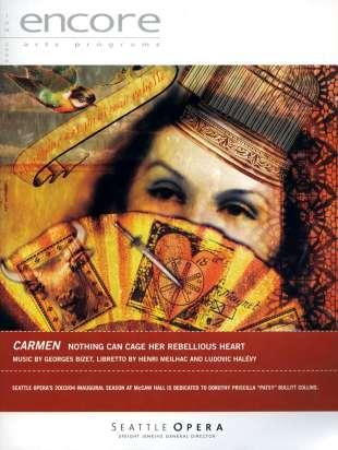 2003-04 Carmen Cover