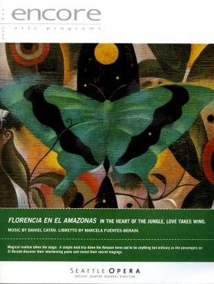 2004-05 Florencia en el Amazonas Cover