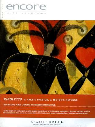 2004-05 Rigoletto Cover