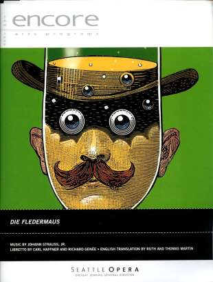 2005-06 Die Fledermaus Cover