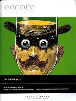 2005-06 Die Fledermaus Cover