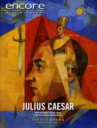 2006-07 Julius Caesar Cover