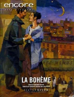 2006-07 La Boheme Cover
