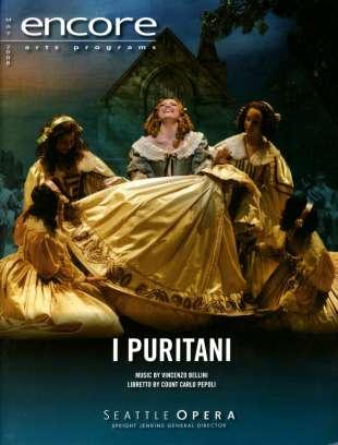 2007-08 I Puritani Cover