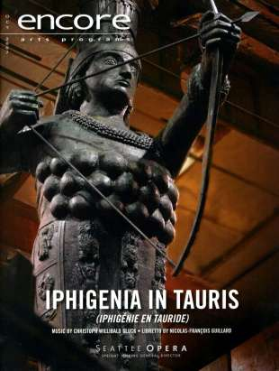 2007-08 Iphigenia in Tauris Cover