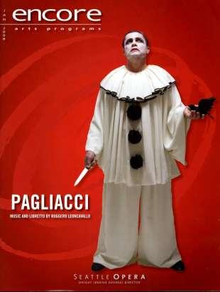 2007-08 Pagliacci Cover