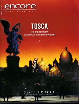 2007-08 Tosca Cover