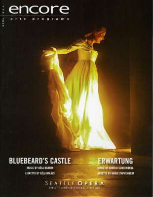 2008-09 Bluebeard's Castle Cover