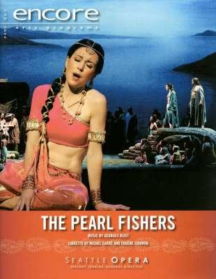 2008-09 Les pecheurs de perles Cover