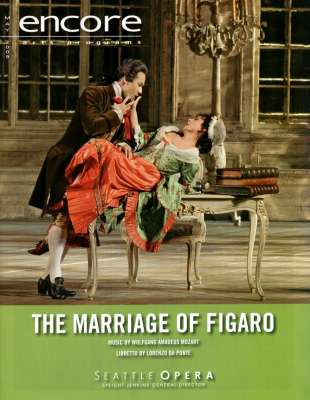 2008-09 Marriage of Figaro Cover