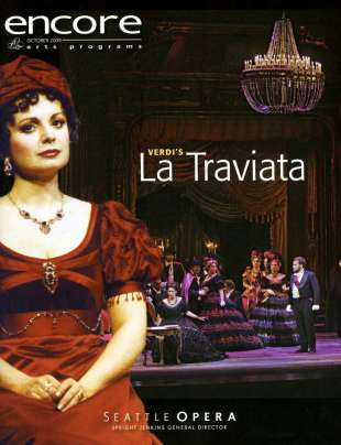 2009-10 La traviata Cover