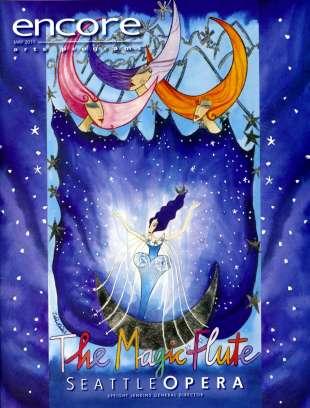 2010-11 Die Zauberflote Cover