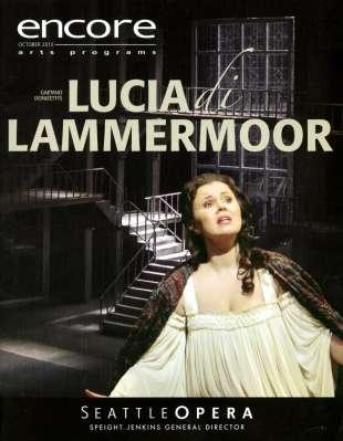 2010-11 Lucia di Lammermoor Cover
