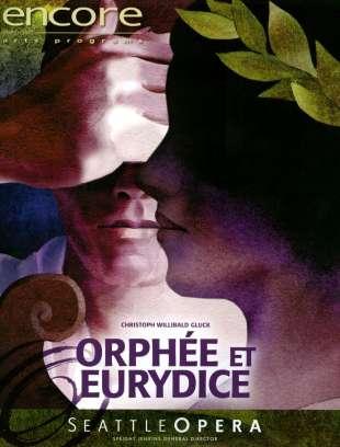 2011-12 Orphee et Eurydice Cover