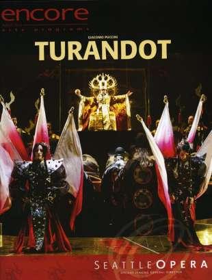2012-13 Turandot Cover