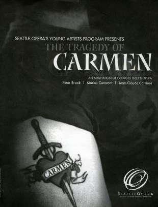 YAP 2006 Carmen Cover