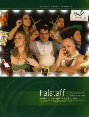 YAP 2007 Falstaff Cover