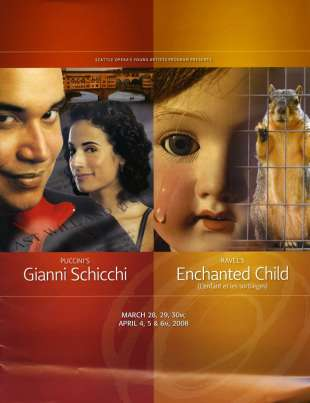 YAP 2008 Gianni Schicchi Cover