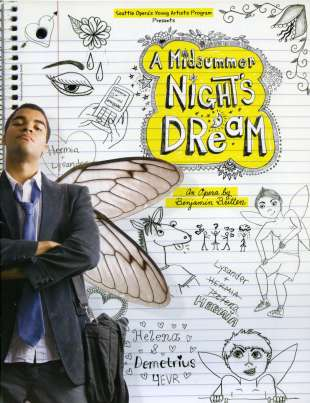 YAP 2009 Midsummer Nights Dream Cover