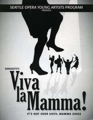 YAP 2010 Viva la Mama Cover
