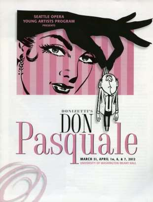 YAP 2012 Don Pasquale Cover