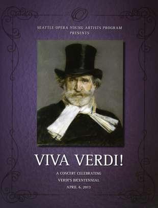 YAP 2013 Viva Verdi Cover